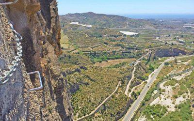 Via Ferrata Climbing