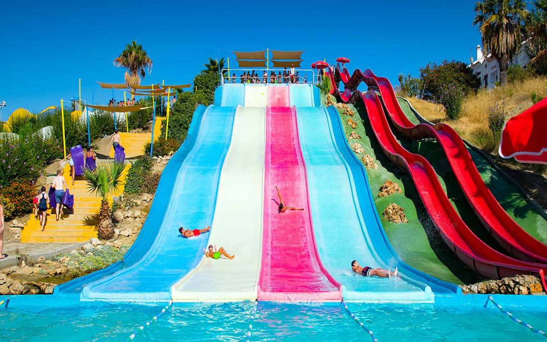 Visit a Waterpark